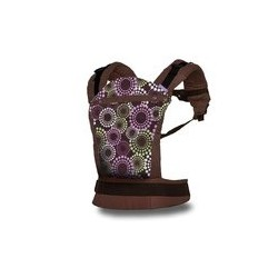 Nosidło ergonomiczne Liliputi Rainbow Line - Lavendering