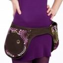 Pas z kieszeniami Liliputi - Lavendering