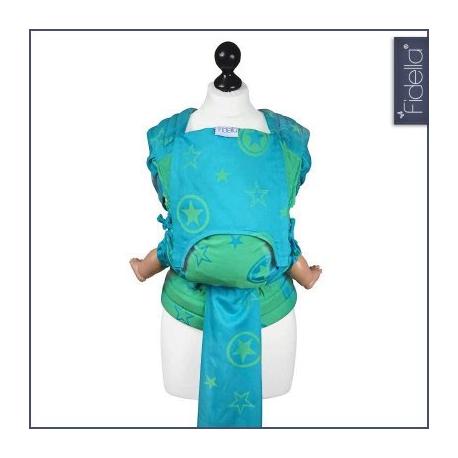 Nosidło dla dzieci Fidella Fly Tai - Mei Tai Persian Outer Space Neptune