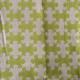 DAIESU Jigsaw Lime Woven Baby Wrap