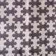 DAIESU Jigsaw Coffee Woven Baby Wrap