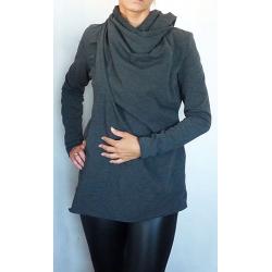 Bluza  ciążowa/dla dwojga NIMAR grafit