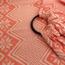 DAIESU Octagram Coral ring sling