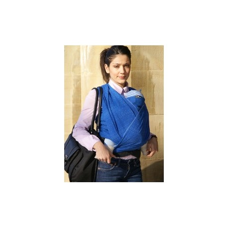 Chusta tkana do noszenia dzieci Indio Didymos ULTRAMARINE