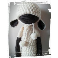 Maskotka szydełkowa LUPO the Lamb