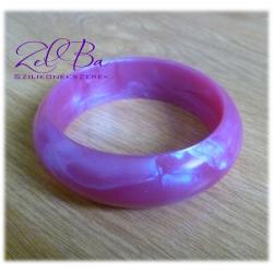 ZelBa bracelet Metalic Pink