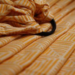 DAIESU TATAMI APRICOT ring sling