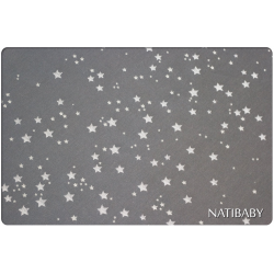 Woven wrap Natibaby Stardust Seaside twilight