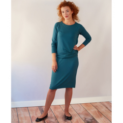 ZIABAQLU URBAN - dress Pine