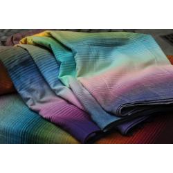 Chusta kółkowa Girasol Rainbow Dreamer