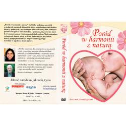 """DVD """" Poród w harmonii z naturą"""" Dr Preeti Agrawal"""