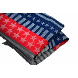 PellicanoBaby American Dream chusta tkana 100 % bawełna