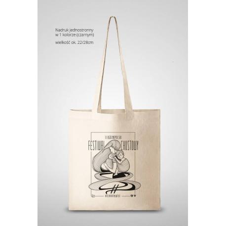 "Eco bag ""Nicminiewisi"""