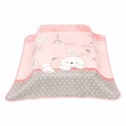 CAMBRASS BLANKET Cony Pink
