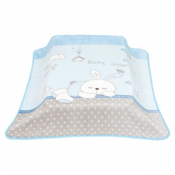 CAMBRASS BLANKET Cony Blue