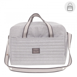 Cambrass - MATERNITY BAG DENIM GREY