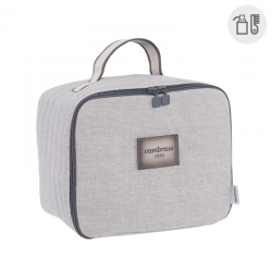 Cambrass - MATERNITY BAG SQUARE DENIM GREY
