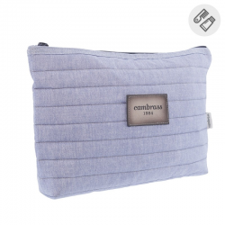 Cambrass - TOILET BAG DENIM BLUE
