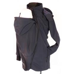 Softshell do noszenia NIMAR granatowy