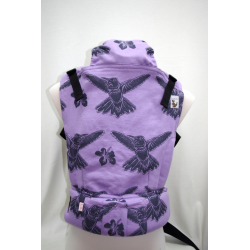 Almelle Wrap Ergonomic Carrier - Lavender Toddler