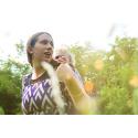 Rowan Bay - Żakardowa chusta do noszenia dzieci  - CHRYSLER  Heather