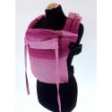 Ergonomic Carrier, jacquard weave Coccolare - Jigsaw Indigo