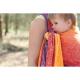 Żakardowa chusta tkana do noszenia dzieci Yaro Slings Elvish Fire Grad Light-Rose