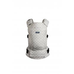 Nosidełko ergonomiczne – Zaffiro Embrance Mosaic Grey