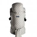 adjustable baby carrier KAVKA multi-age / black dream
