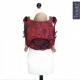 Nosidło dla dzieci Didy Tai ELLIPSES RED