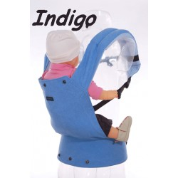 Nosidło ergonomiczne Patapum Baby INDIGO