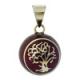 Wisiorek Bola - Drzewo miłości