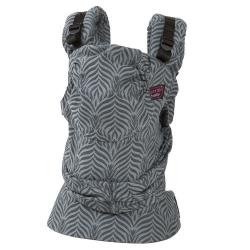 Emeibaby - Unikalne nosidełko dla dzieci Leaves Dark Gray