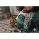 Chusta tkana do noszenia dzieci Little Frog Adamit