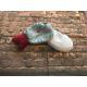 Termoforek z pestek wiśni chustowy handmade