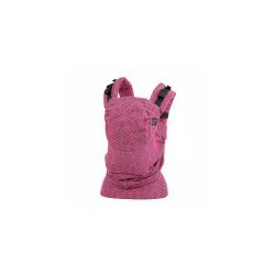 Emeibaby - Unikalne nosidełko dla dzieci Leaves Zyklame