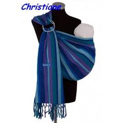 Chusta kółkowa do noszenia dzieci Ellaroo Italy CHRISTIANE