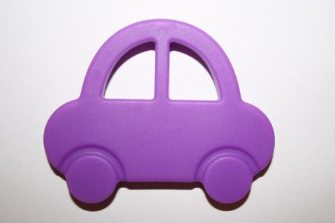 fioletowe auto