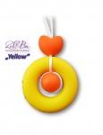 perła żółty